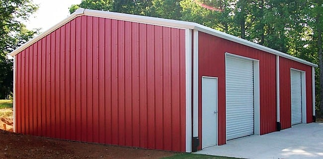 Three Reasons Your Steel Building Needs Gutters