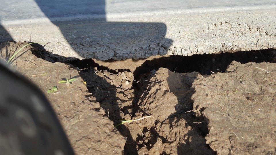 Foundation Damage Gutters