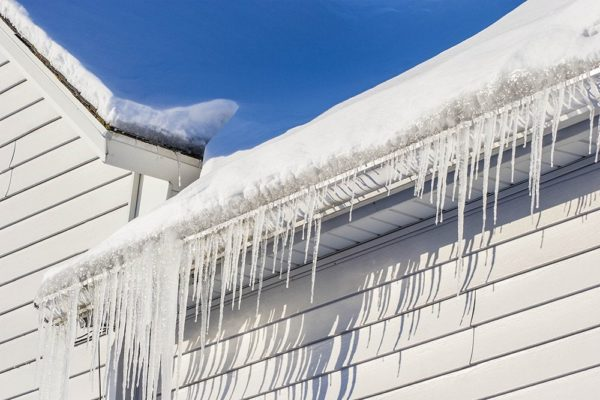 Clean Your Gutters BEFORE They Freeze To Prevent Damage