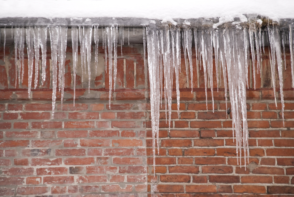 Five Ways That Ice Can Damage Your Home